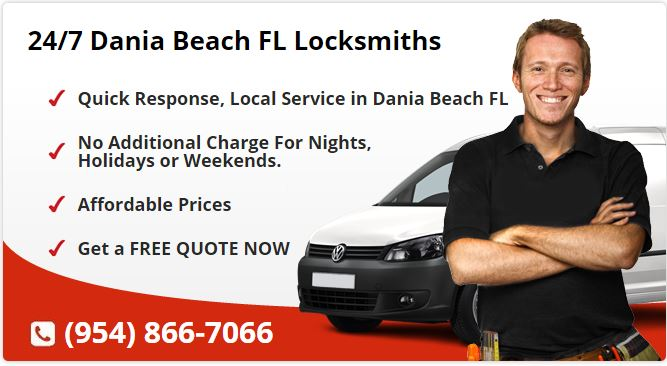 24 Hour Locksmith Dania Beach FL
